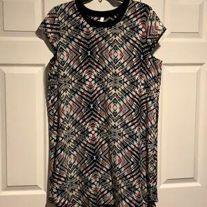 Xhilaration dress xxl